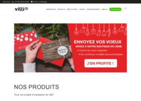 imprimerie-villiere.com