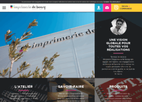 imprimeriedebourg.com