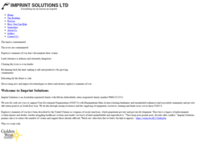 imprintsolutionsltd.com