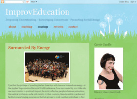 improv-education.com