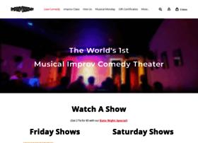 improvbroadway.com