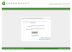 improve.pressganey.com