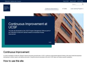 improve.ucsf.edu