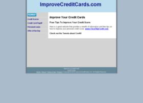 improvecreditcards.com