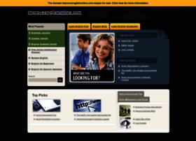 improveenglishonline.com