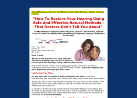 improvehearingnaturally.com