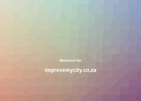 improvemycity.co.za