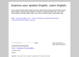 improvespokenenglish.org