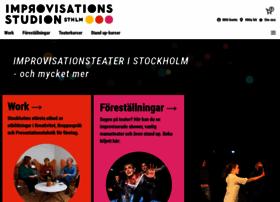 improvisationsteater.se