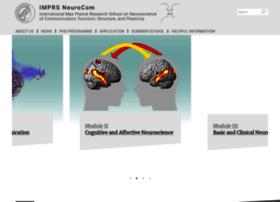 imprs-neurocom.mpg.de