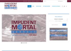 impudentmortal.com