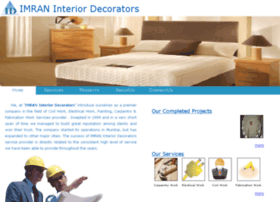 imrandecorators.com