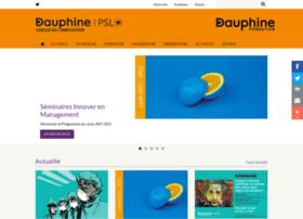 imri.dauphine.fr