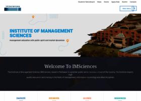 imsciences.edu.pk