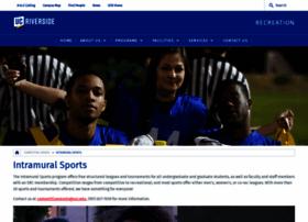 imsports.ucr.edu