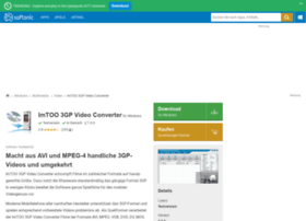 imtoo-3gp-video-converter.softonic.de