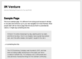 imventure.com