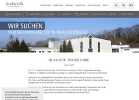 in-akustik.com