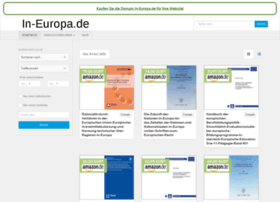 in-europa.de