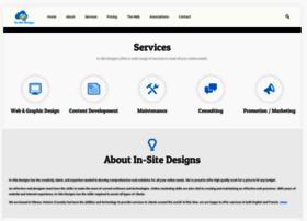 in-sitedesigns.com