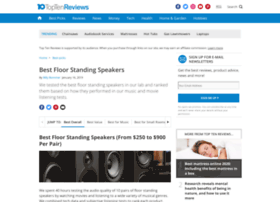 in-wall-speakers-review.toptenreviews.com