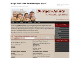 in.burger-joints.com