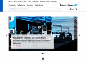 in.endress.com