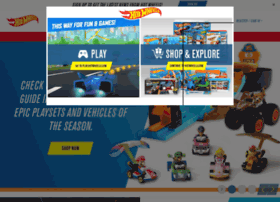 in.hotwheels.com