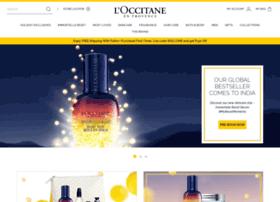 in.loccitane.com