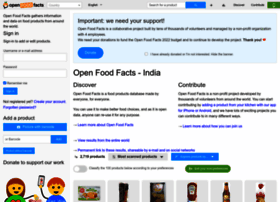 in.openfoodfacts.org