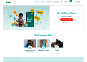 in.pampers.com