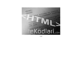 in.sitekodlari.com