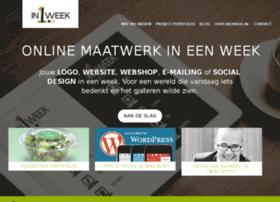 in1week.nl