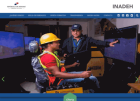 inadeh.edu.pa