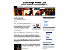 inanethingswomenlove.wordpress.com