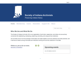 inarchivists.org