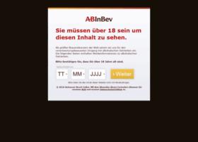 inbev-deutschland.de