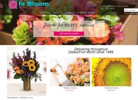 inbloomflowers.com