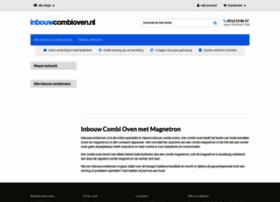 inbouwcombioven.nl