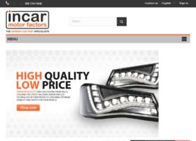 incarmotorfactors.co.uk