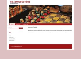 incasproductions.com