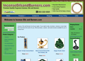 incenseoilsandburners.com