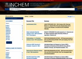 inchem.org