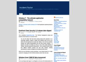 incidentfactor.wordpress.com