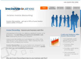 incisive-invoice-discounting.co.uk
