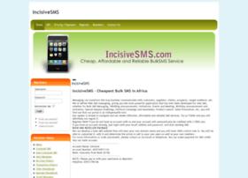 incisivesms.com