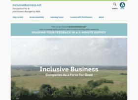 inclusivebusinesshub.org