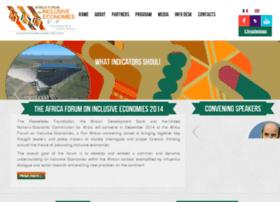 inclusiveeconomies2014.org