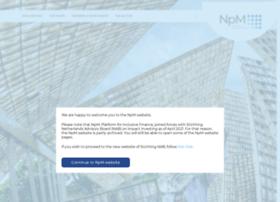 inclusivefinanceplatform.nl