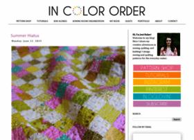 incolororder.com